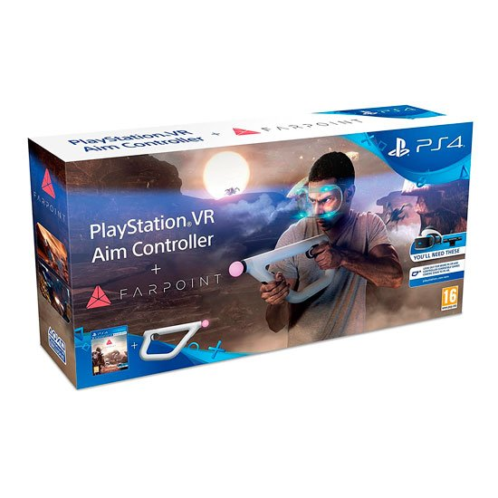 Play-station-VR-aim-controler